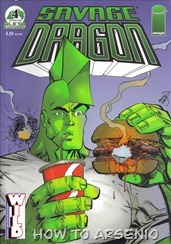 P00004 - Savage Dragon 04 Aleta Añ