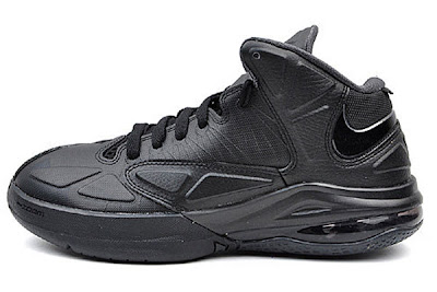 nike air max ambassador 5 gr black anthracite 1 01 New Nike Air Max Ambassador V Triple Black Available in Asia