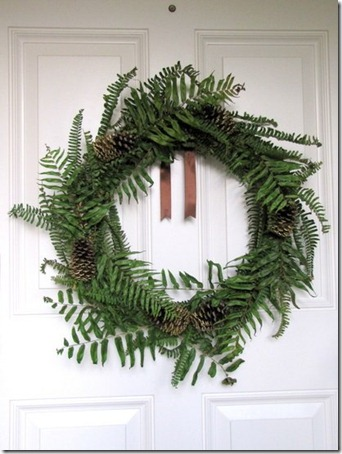 diy-dried-fern-wreath