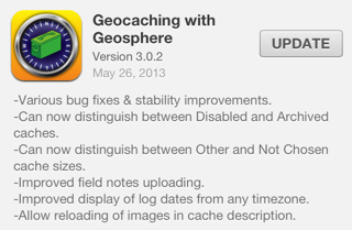 Geosphere version 3.0.2