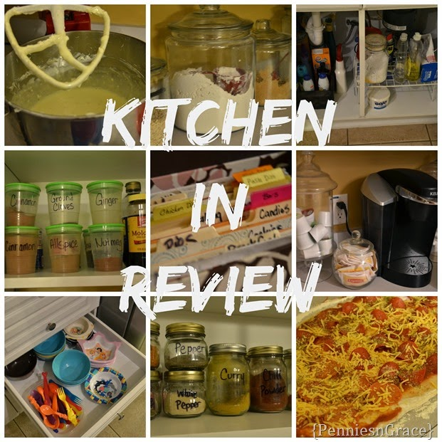 kitchen in review
