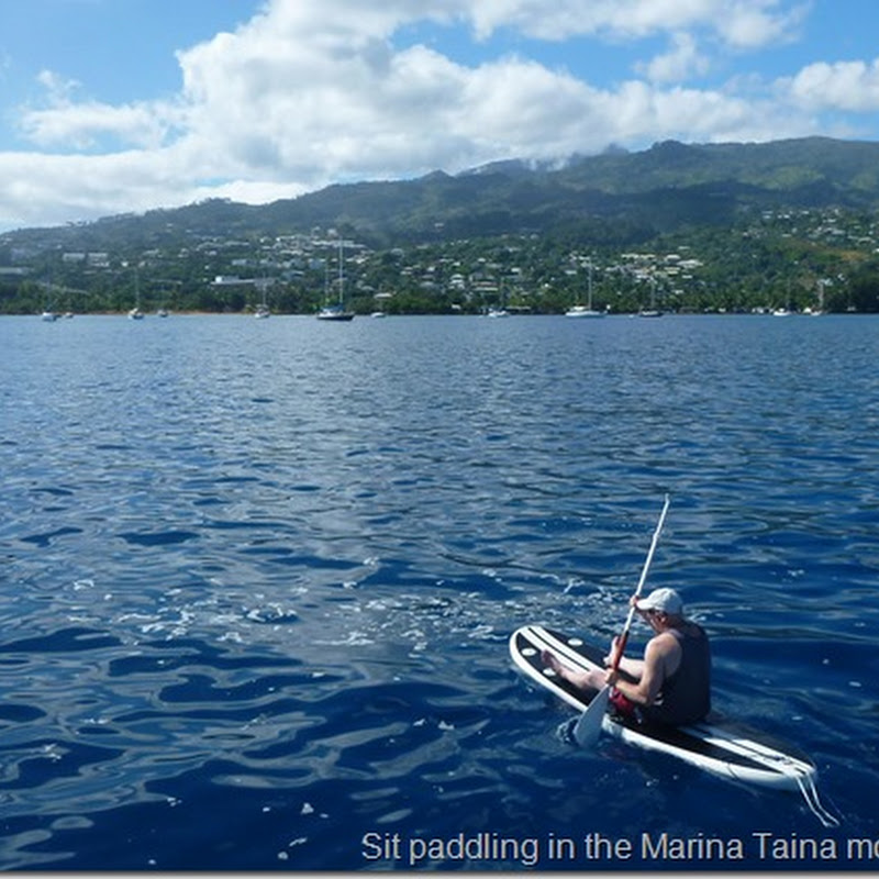 Tahiti Logbook (again) and Pics