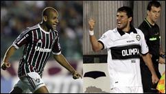 Fluminense - Olimpia
