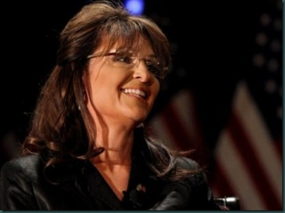 Sarah Palin Gallup Photo
