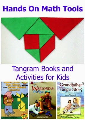 Tangram Books And Activities for Kids