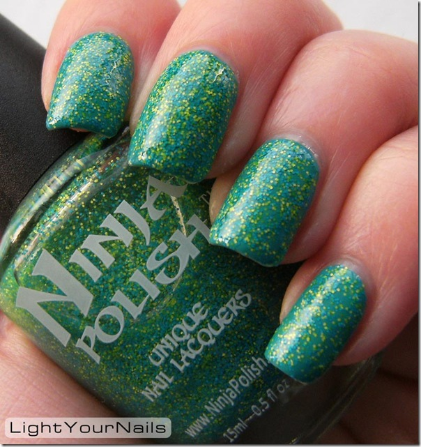 Ninja Polish Floam