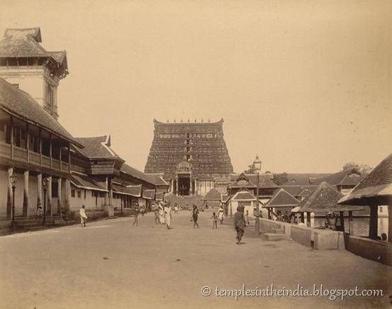 Padmanabhaswamy_History