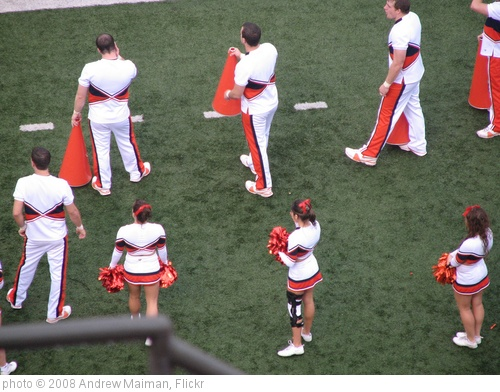 'Rutgers vs. Syracuse Football (11/8/2008)' photo (c) 2008, Andrew Maiman - license: http://creativecommons.org/licenses/by-sa/2.0/