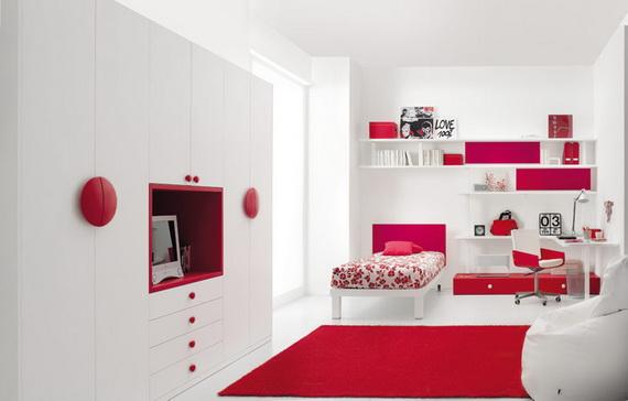 اجمل ديكورات غرف اطفال 2014 مودرن