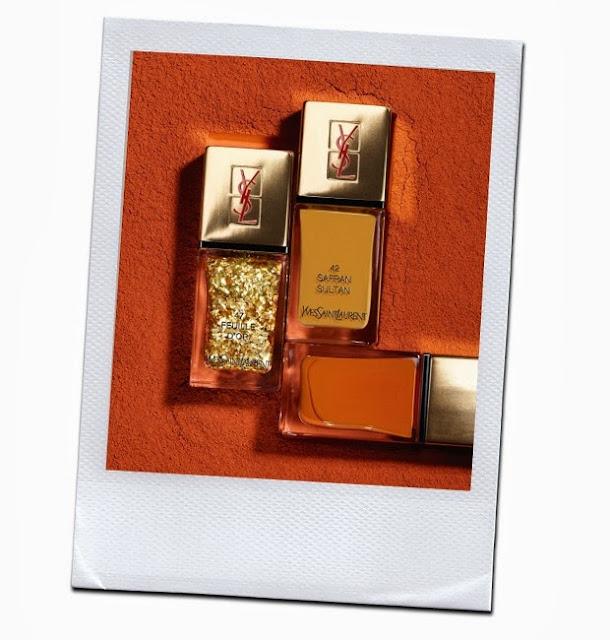Os esmaltes da Spicy Collection da Yves Saint Laurent ♡