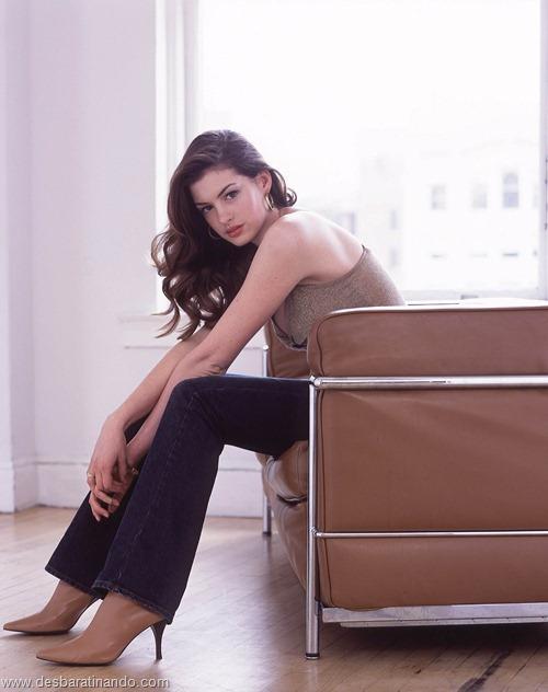 anne hathaway linda sensual sexy desbaratinando  (3)