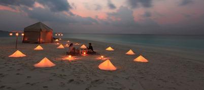 Soneva Fushi: Maldive