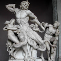 15.- Laoconte devorando a sus hijos