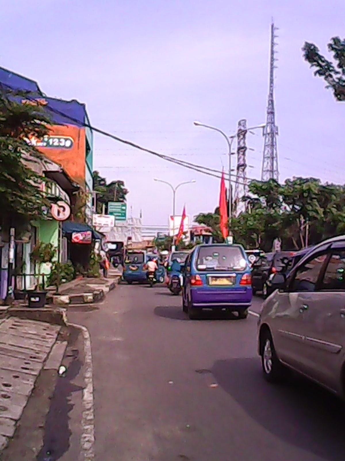 DEPOK EXPOSE Jalan Arief Rahman Hakim Depok
