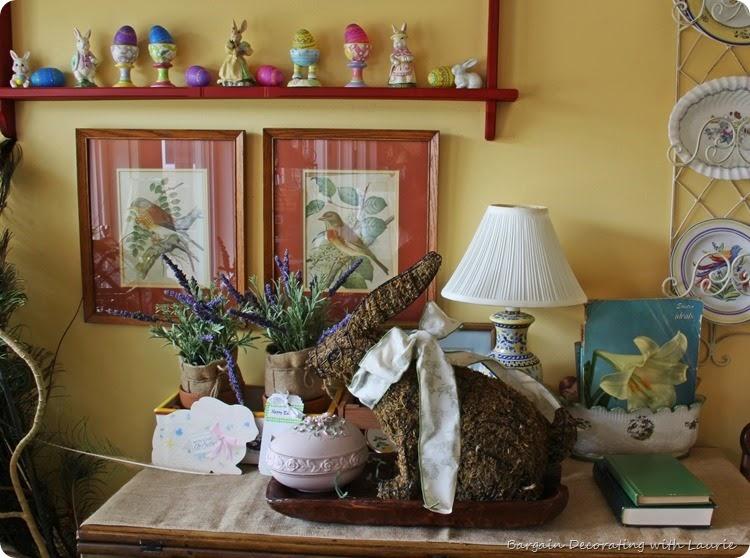 Easter Vignette 14