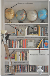 Pinterest Bookshelves