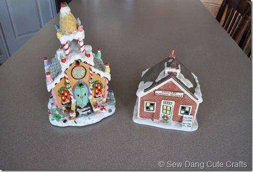 Original-Christmas-Village