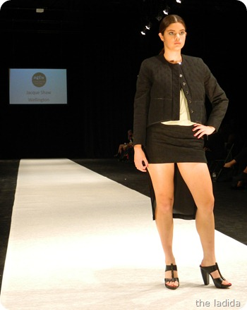 Jacque Shaw - AGFW Fashion Show 2012 (1)