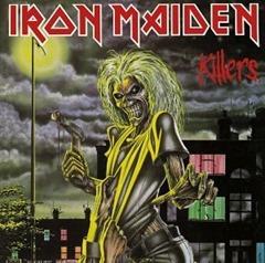 1981 - Killers - Iron Maiden