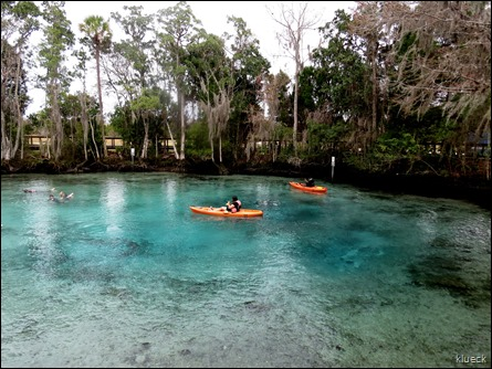 Three Sisters Springs