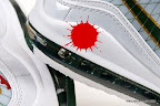 zlvii fake colorway white green gold 3 01 Fake LeBron VII
