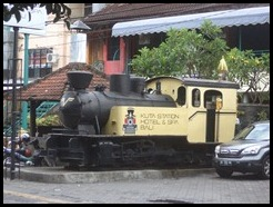 Indonesia, Bali, Kuta Old Railway Station, January 2013 (1)