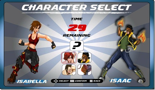 Ballistic Fist 3D free fightin game (1)