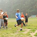 Летний спортивный лагерь Сосновый бор - 2012.