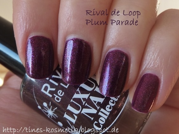 Rival de Loop Plum Parade 5