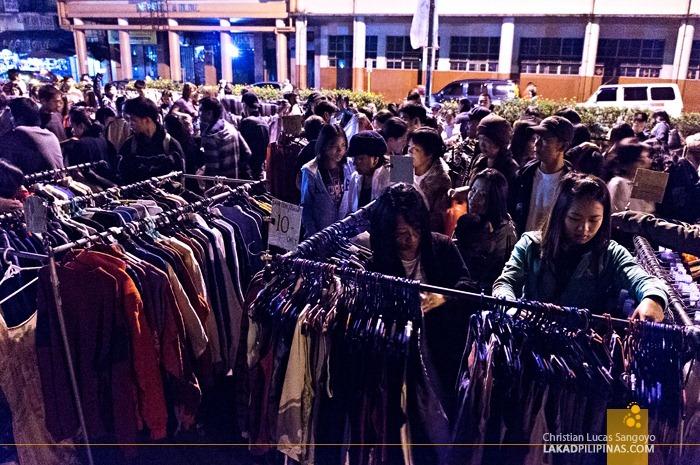 Baguio's Weekend Night Market