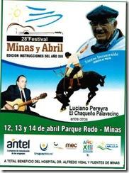 Minas Abril