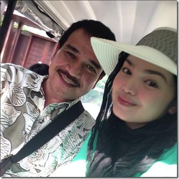 Aksi romantik Siti Nurhaliza dan Datuk K bercuti di Bali 1
