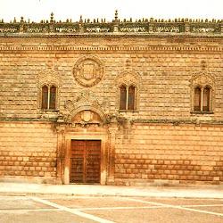 31.- L. Vázquez de Segovia. Palacio de Cogoyudo (Guadalajara)