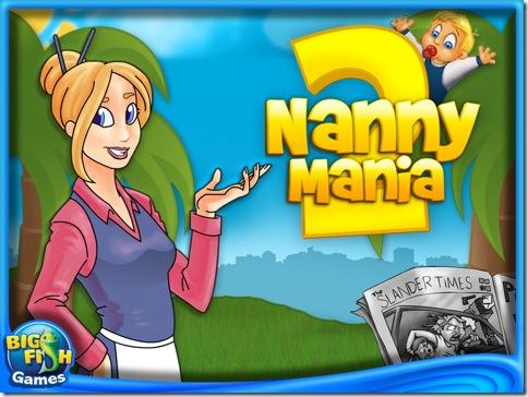 Nanny Mania 2 HD