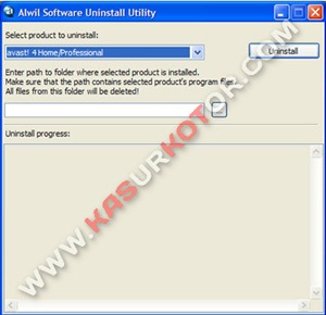 Cara Uninstall Antivirus Avast Sampai Bersih