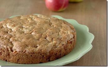 Torta de manzana rústica5