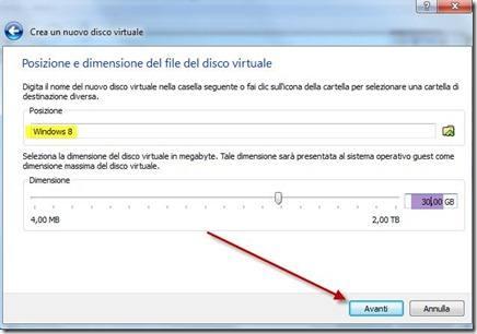 dimensione-macchina-virtuale