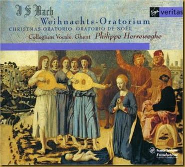 Bach Oratorio Navidad Herreweghe
