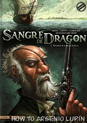 Sangre de Dragón #07 - El hombre de la máscara de hierro