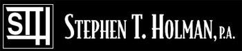 Stephen-T.-Holman-logo