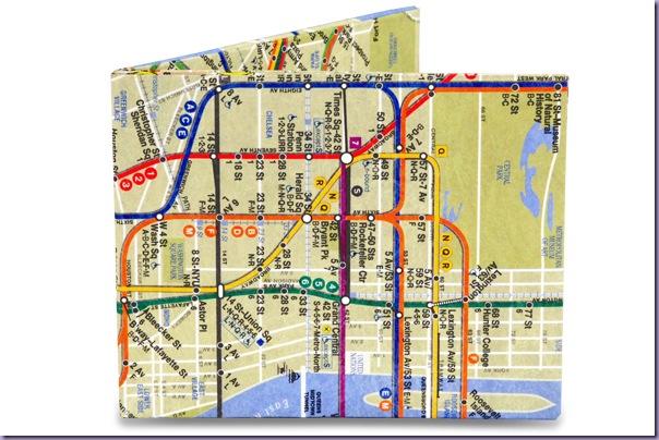 Carteira-Mapa-Metrô-New-York