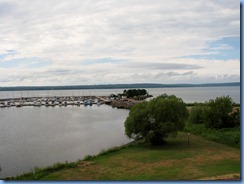 2758 Wisconsin US-2 East - Ashland - Best Western Hotel Chequamegon - view we can see from our room