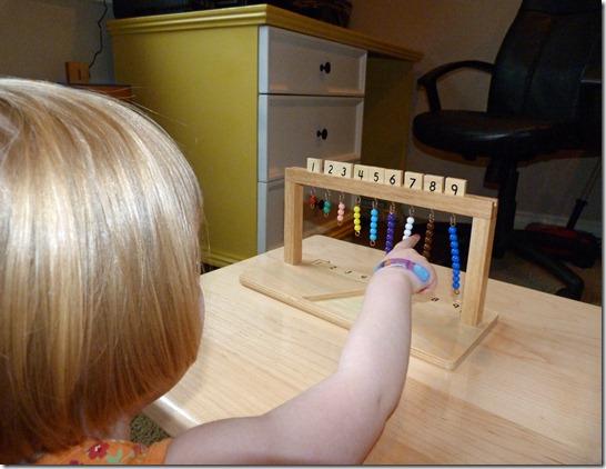 Montessori Math 1