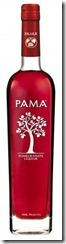 PAMA Pomegranate Liqueur Bottle