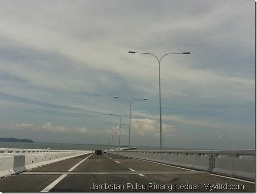 Jambatan Pulau Pinang Kedua 1-3