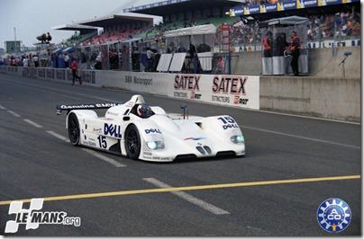 1999 24 HEURES DU MANS #15 BMW V12 LMR (BMW Motorsport)