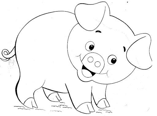Animales mamíferos para colorear - Imagui