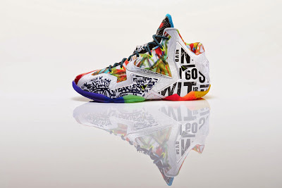 nike lebron 11 xx what the lebron 1 15 Nike Basketball Shares New What The #@*% Designs for LBJ & KD