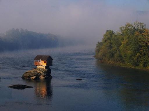 Drina River House 6
