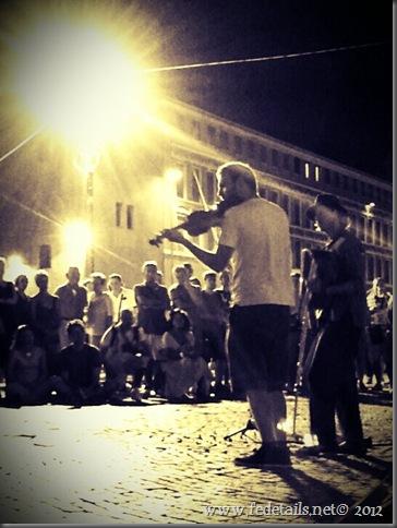 Ferrara Buskers Festival 2012 foto 1 ,Ferrara, Italia - Ferrara Buskers Festival photo 1, Ferrara, Italy - Property and Copyright www.fedetails.net